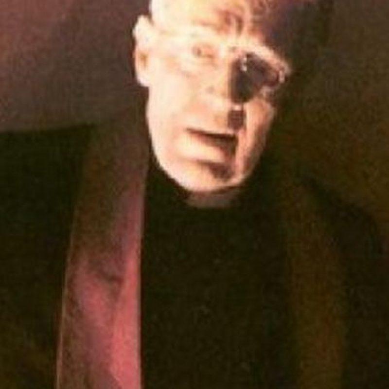 """Padre Lankester Merrin"", de la película ""El exorcista"" / Actor: Max Von Sydow Foto:Wikicommons"