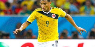Ha participado en el Mundial de 2014 y las Copas América de 2011 y 2015 Foto:Vía twitter.com/TeoGolR
