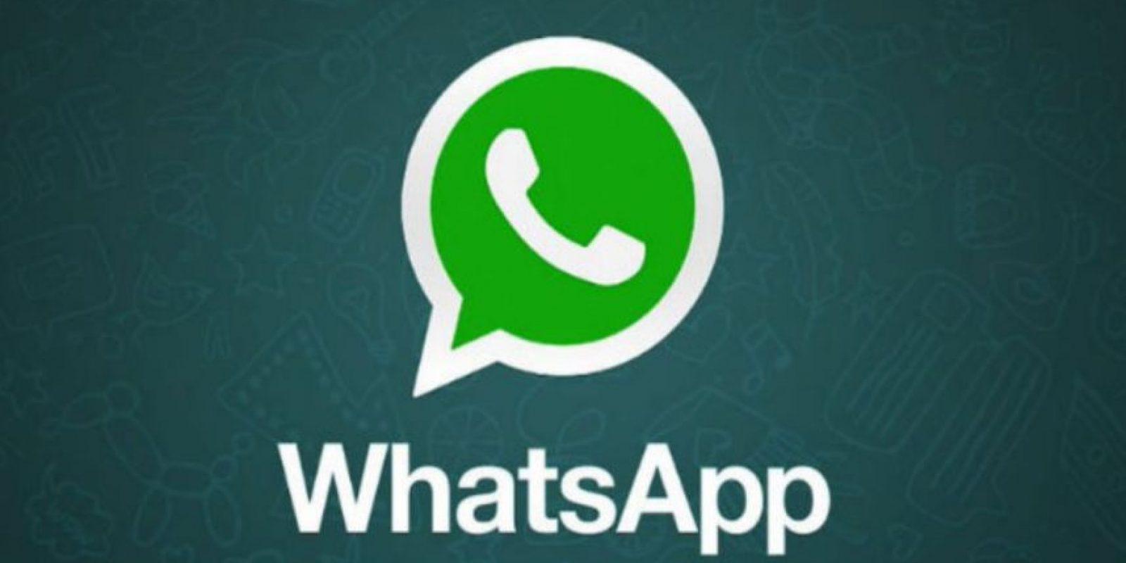 En un principio, la aplicación solo era de mensajes de texto Foto:WhatsApp