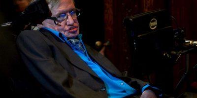 El físico Stephen Hawking también formará parte de este proyecto. Foto:AFP