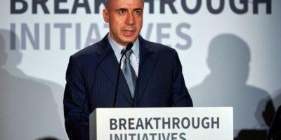 El multimillonario Yuri Milnerserá aportará 100 millones de dólares a la investigación. Foto:AFP