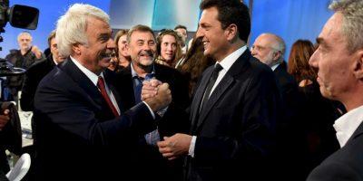 Actualmente es Diputado por la provincia de Buenos Aires. Foto:Facebook.com/SergioMassaOK
