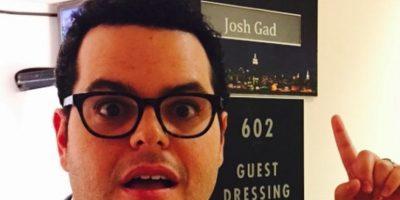 Josh Gad Foto:vía instagram.com/joshgad