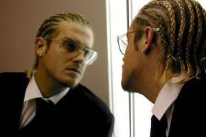 Filmó un documental sobre su vida como doble de David Beckham. Foto:vía beckhamlookalike.com