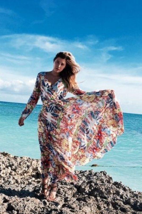 En la actualidad tiene 26 años, es modelo y dueña de un popular blog sobre maquillaje, ropa y dietas. Foto:Vía instagram.com/michellesalasb