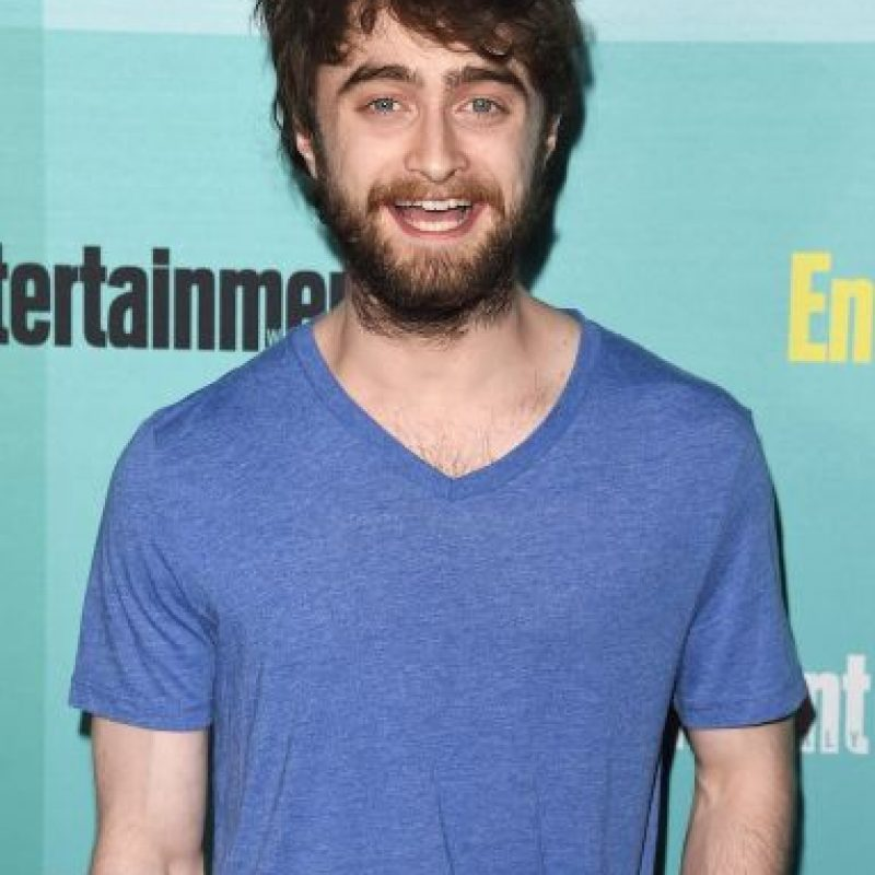 "Famoso por la saga de ""Harry Potter Foto: Getty Images"