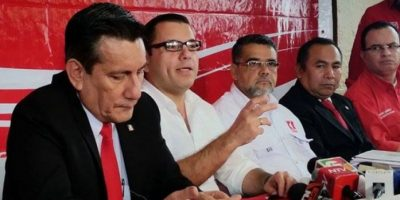 Líder aún no notifica a Gobernación Departamental posible manifestación