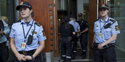 Además hubo 96 heridos: 30 en Oslo y 66 en Utoya Foto:Getty Images