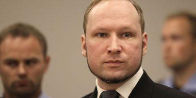 Está condenado a 30 años de prisión por la muerte de 77 personas. Foto:AP