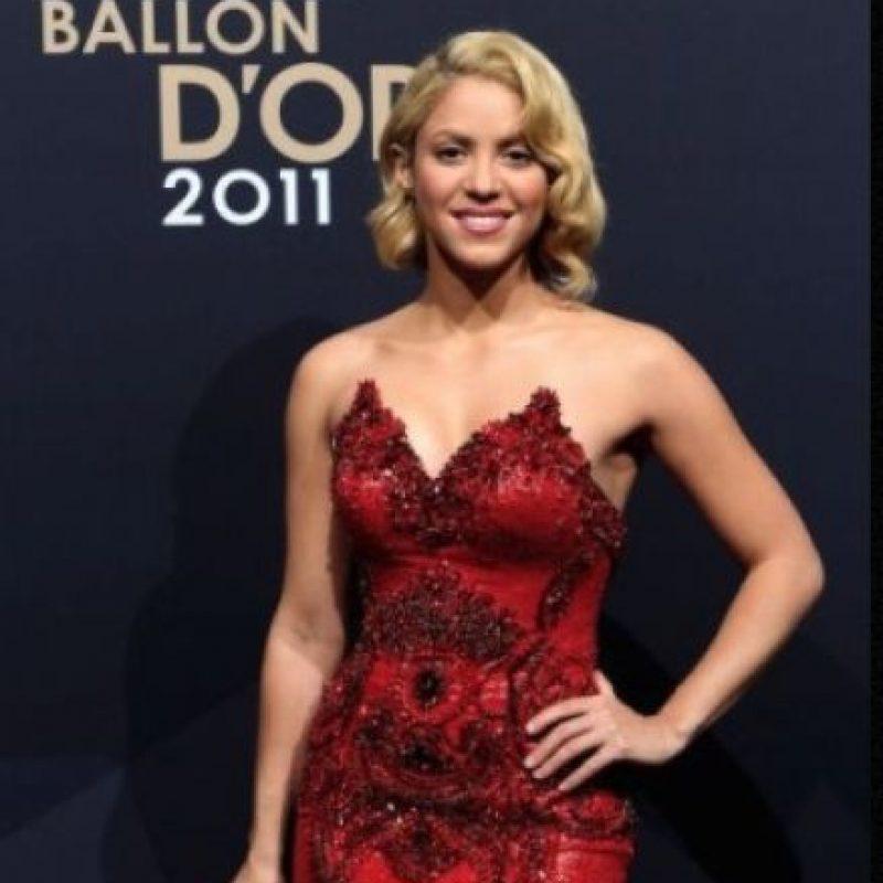 """Shakira. """"Este discurso racista y odioso intenta dividir a un país que durante años se ha encaminado en la defensa de la diversidad y la democracia"""", tuiteó la cantante colombiana Foto:Getty Images"""