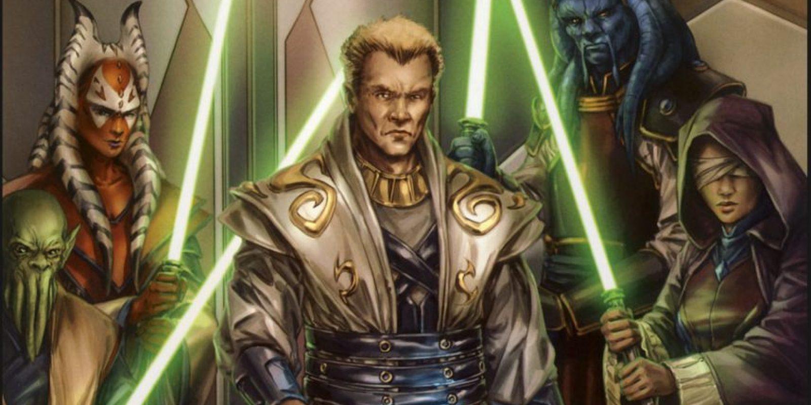 Los caballeros Jedi son guerreros con vocación espiritual y de servicio a la comunidad que recuerdan a los héroes de las tradiciones célticas y budistas Foto:Wikia/Star Wars