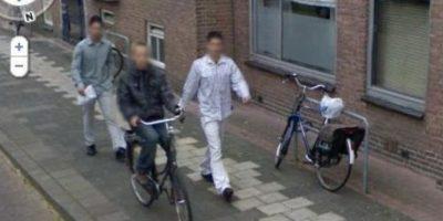O robando. Foto:vía Google Street View