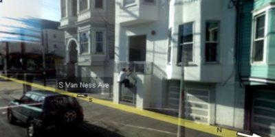 O este asaltacasas. Foto:vía Google Street View
