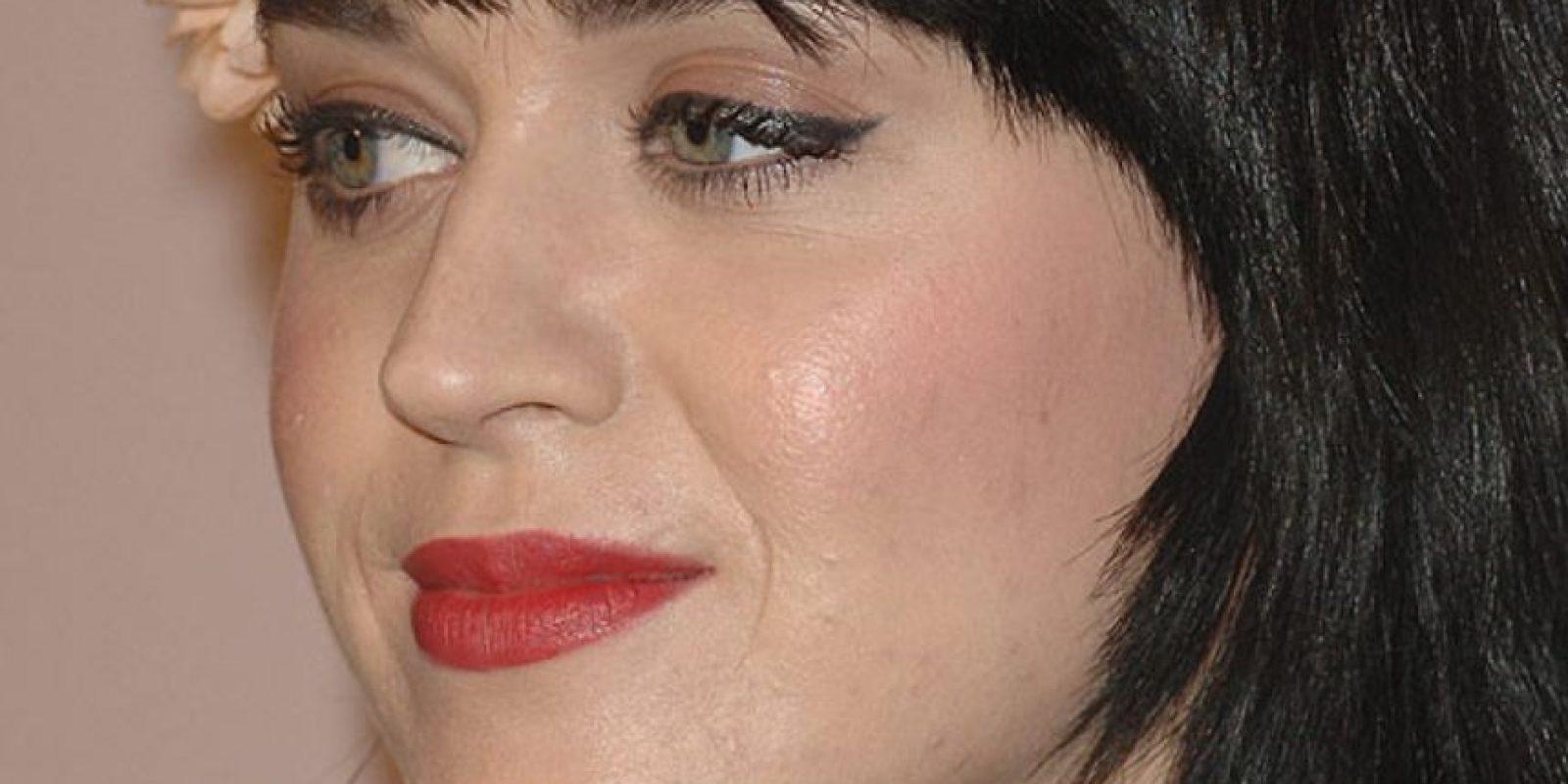 """Pero nadie como Katy Perry. Ella fue imagen de """"Proactiv"""", la línea dermatológica. Foto:vía Getty Images"""