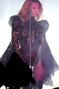 Beyoncé en Nueva Jersey en 2014. Foto:Getty Images