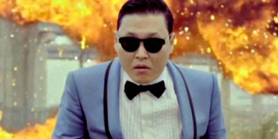 "Cantante de ""Gangnam Style"" tuvo un accidente automovilístico"