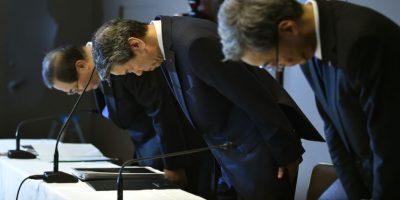 Renunció este día después de ser acusado de inflar sus beneficios operativos en mil 125 millones de euros. Foto:AFP