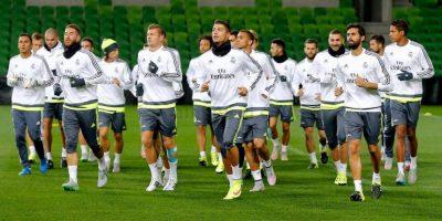 Real Madrid se prepara para la campaña 2015-2016 en Austria. Foto:realmadrid.com