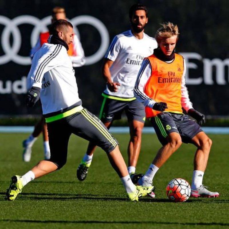 Y al AC Milán el 30 de julio. Foto:realmadrid.com