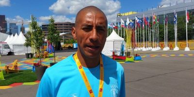 #Toronto2015 Amado quiere capitalizar su experiencia con otra medalla