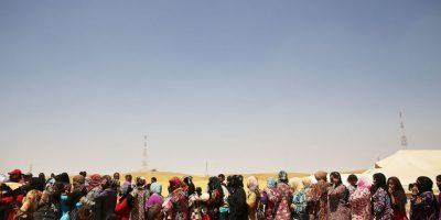 """""""Fuimos violadas hasta cinco veces al día"""", víctimas de ISIS"""
