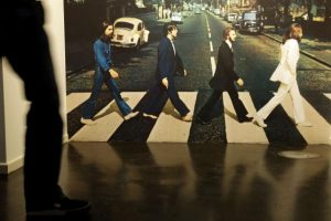 4. Con música de los Beatles Foto:Getty Images