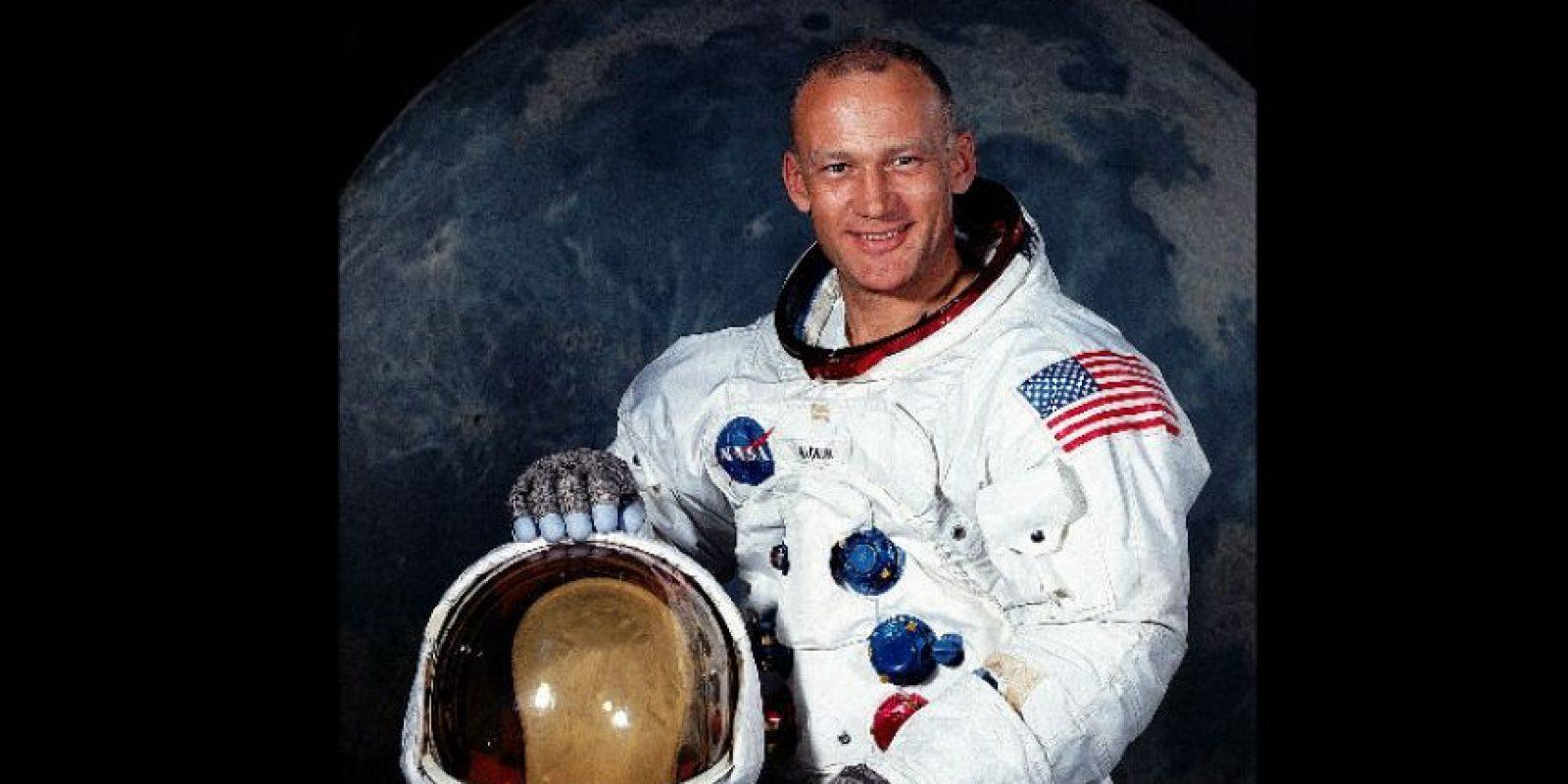 Neil Armstrong fue el hombre que pisó por primera vez la Luna el 21 de julio de 1969. Foto:Getty Images