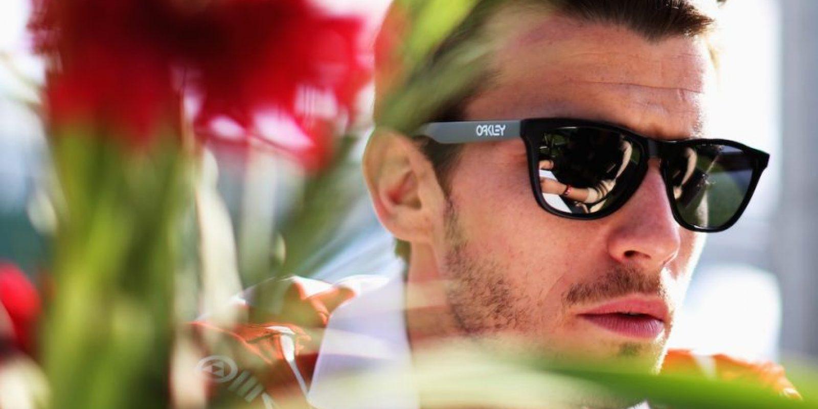 Bianchi, de 25 años, murió el 17 de julio de este año, tras estar 9 meses en coma. Foto:Getty Images