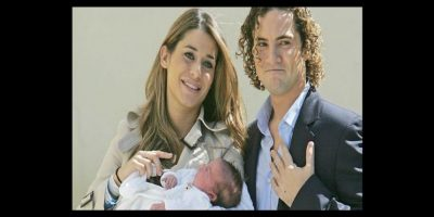 En 2010 la pareja tuvo una hija Foto:Twitter
