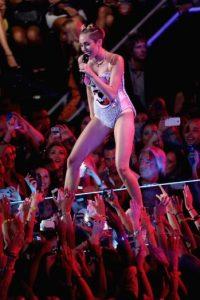 """En 2013, presentó los primeros éxitos de su álbum """"Bangerz"""" Foto:Getty Images"""