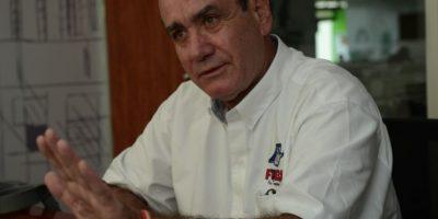 """No he visto ninguna reforma policial"", Alejandro Giammattei"
