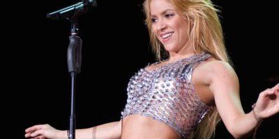Shakira Foto: Getty Images