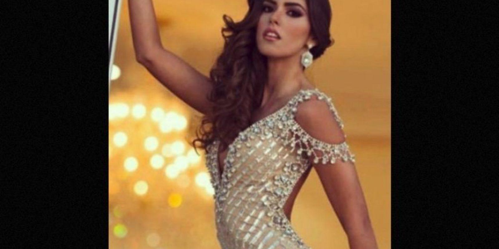 """""""Encuentro los comentarios del señor Trump injustos e hirientes. Como colombiana y como Miss Universo quiero mostrar mi apoyo y avalar los sentimientos de la comunidad latina"""", comentó en Instagram la actual Miss Universo. Foto:Getty Images"""
