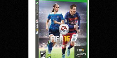 Así se ve la portada para Estados Unidos. Foto:EA Sports