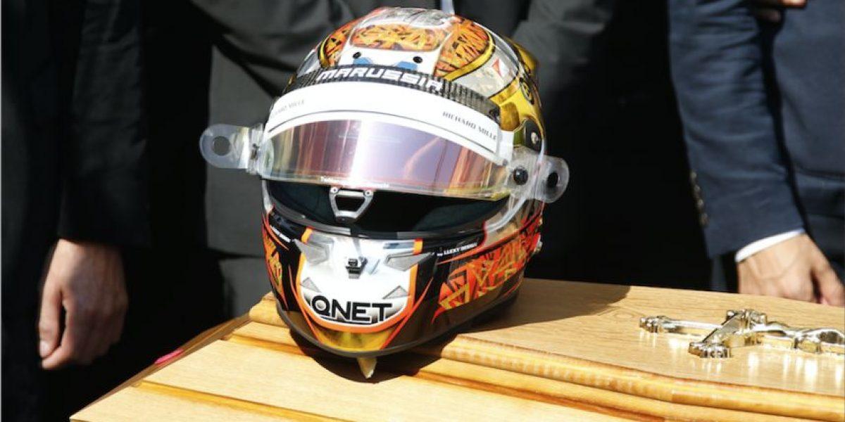 FOTOS. El mundo de la velocidad llora al piloto Jules Bianchi