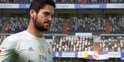 Isco en el FIFA 16. Foto:EA Sports