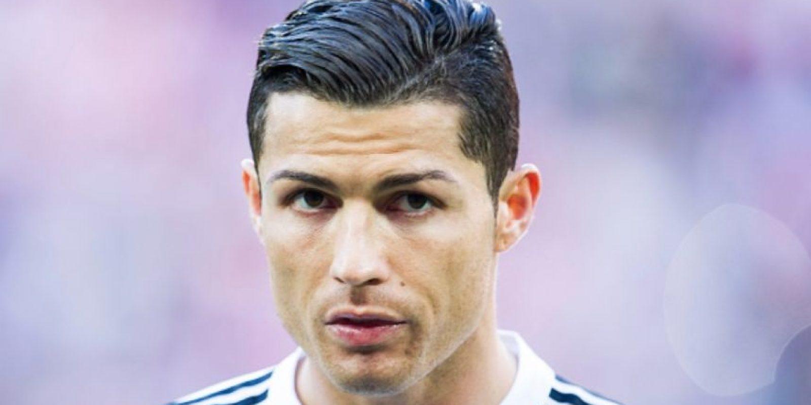 Cristiano Ronaldo en la vida real. Foto:Getty Images