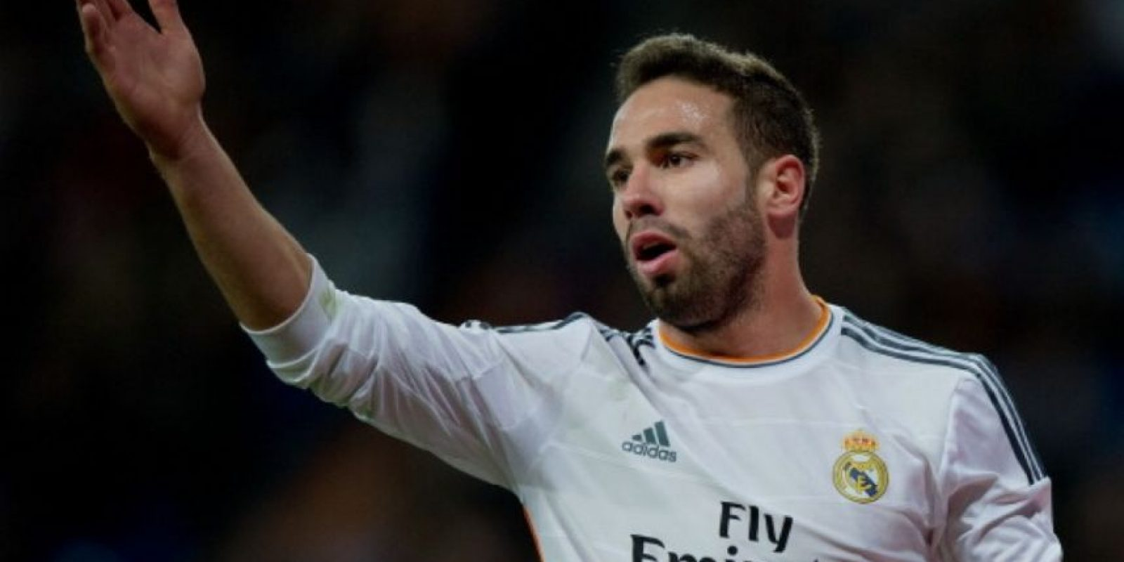 Dani Carvajal en la vida real. Foto: Getty Images