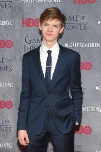 """Uno de sus papeles más conocidos ultimamente ha sido el de """"Jojen"""". Foto:vía Getty Images"""