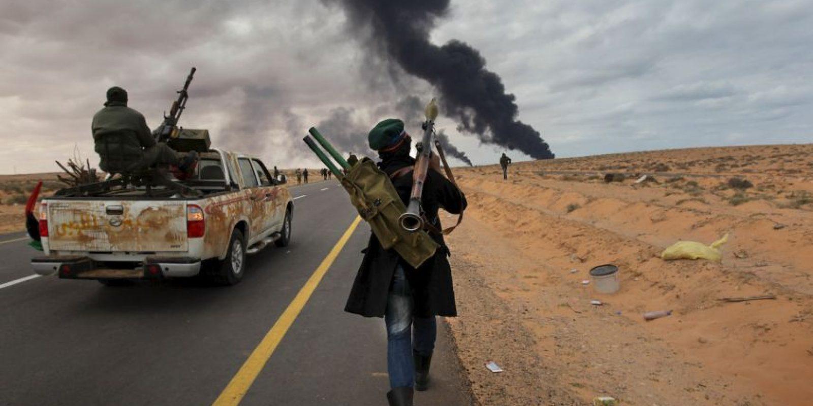 Cree suficientes los ataque aéreos que se llevan acabo contra el ISIS. Foto:Getty Images