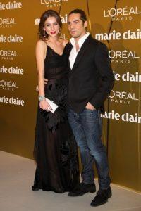 En febrero de 2011, Bisbal conoció a la modelo Raquel Jiménez. Foto:Getty Images