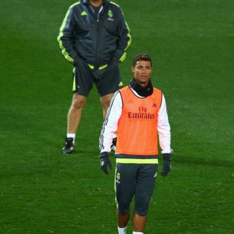 Su primer partido lo disputaron ante la Roma y terminó empatado a cero goles. Foto:Getty Images
