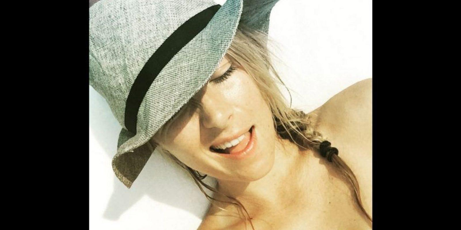 Estas son las mejores fotos de Maria Sharapova en Instagram. Foto:Vía instagram.com/mariasharapova