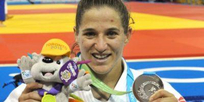 FOTOS. Esta reciente medallista Panamericana posó sin nada de ropa para revista
