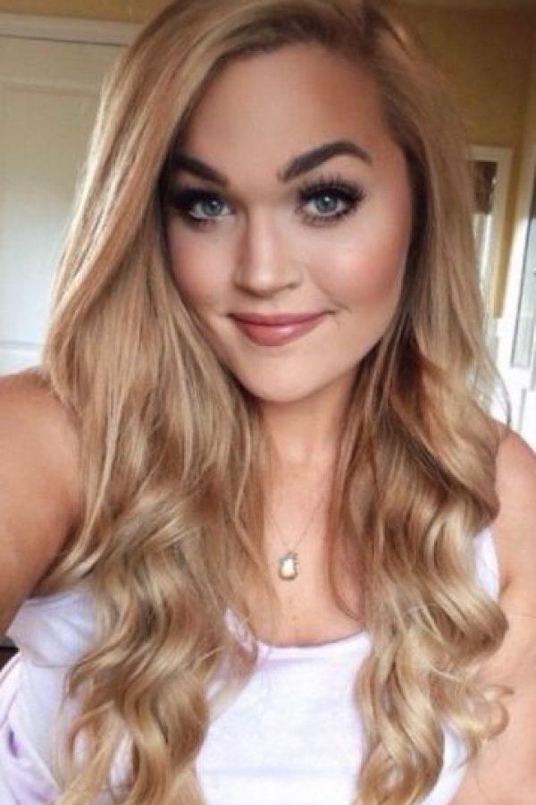 Loey Lane es una vlogger que tiene más de 87 mil seguidores en Instagram y es bloguera plus size. Habla de temas relacionados con el cuerpo de la mujer y su empoderamiento. Foto:vía Instagram/Loey Lane