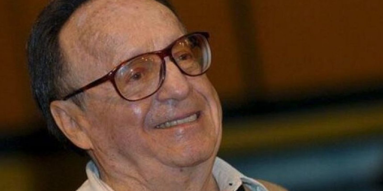 Estudió Ingenieria. Chespirito siempre sintió muchísimo gusto por las matemáticas. Foto:Vía twitter.com/chespiritorgb