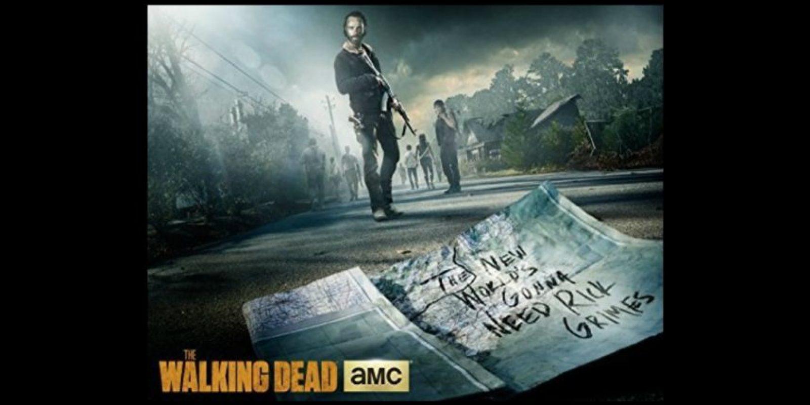 """""""The Walkind Dead"""" fue creada en respuesta a la decepción que las películas de """"Los Muertos Vivientes"""" le dejaron a Kirkman. Foto:IMDb"""