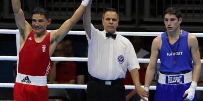 #Toronto2015 Kevin Luna asegura un bronce para Guatemala en el boxeo