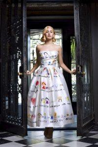 Jazmin Grace Grimaldi es la hija mayor y reconocida de Alberto II de Mónaco. Foto:vía Harper´s Bazaar