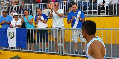 Pacay no gana medallas pero sí el corazón de los guatemaltecos